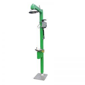 DAAO6615-E电伴热式紧急冲淋洗眼器